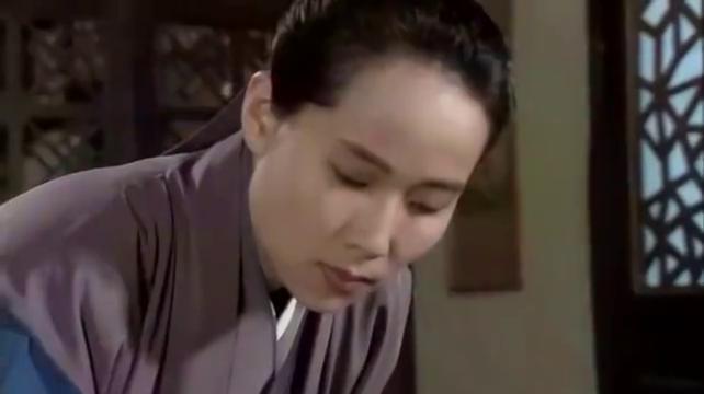 新白娘子传奇:许仙为白素贞作画,并认为她可以在画中走出来
