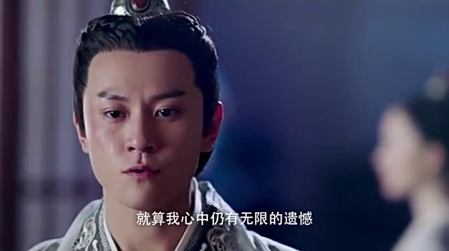 林致告诉李倓要好好的活下去,因为只有这样自己才能恨他一辈子