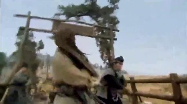 水浒传:行者武松大暴走,施展逆天武功,霸气斩杀全部刺客!