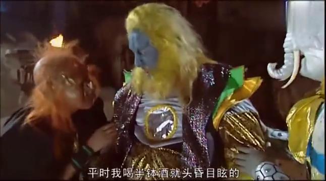 西游记:孙悟空在妖王肚子中打醉拳,妖怪疼的叫孙外公