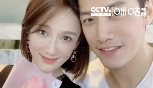 陈乔恩晒男友视角美照,扎丸子头被赞十八岁少女,自嘲中年人