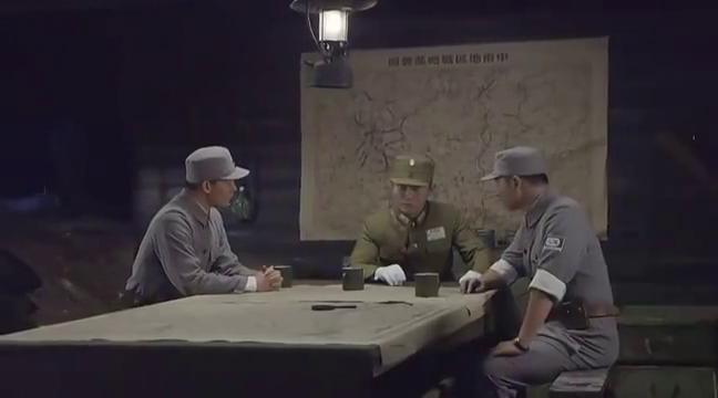 抗日经典:蹭车入敌大本营,机智寻找指挥部(2)