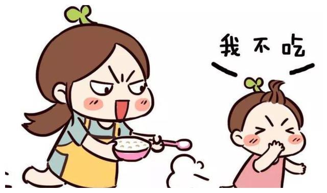 育儿秘籍,有的家长,经常在孩子面前评价食物的好坏