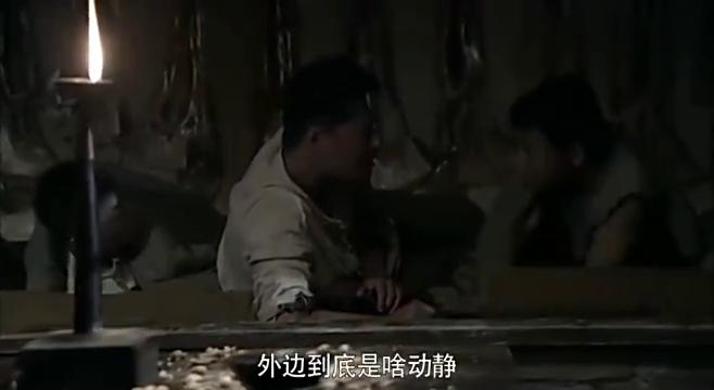 李大本事利用蛤蟆打仗,把伪军一顿狠揍,还没忘留个名号