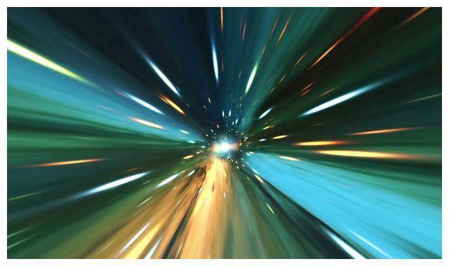 光线从发射出来就一直是光速,还是有一个连续性加速过程?