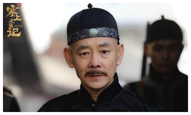 """李光复《塞上风云记》为""""妹夫""""韩栋保驾护航"""