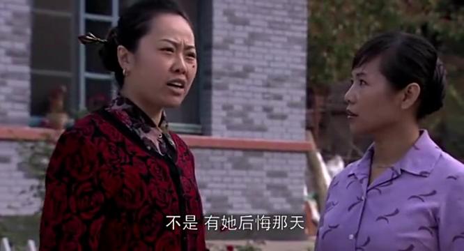 樱桃红:荷花母亲看虎子生病,忙让媒婆给荷花找新婆家