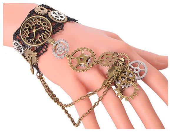 心理测试:4个洛丽塔手链,哪个最美?测你命中的转机是什么!