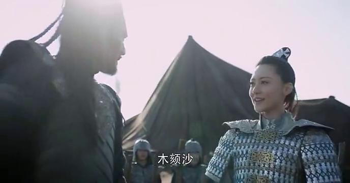 醉玲珑:阿柴族公主朵霞得知陛下遇刺的消息后快马加鞭赶回皇宫
