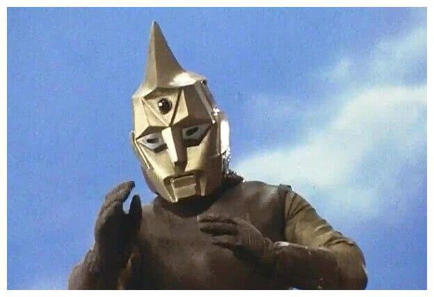 古老特摄《电子分光人》,一部类似奥特曼模式的巨大英雄特摄剧