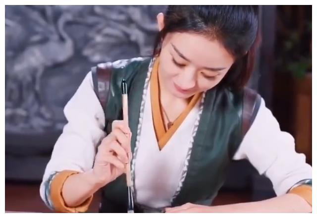 赵丽颖《有翡》后期制作被嘲,抠图技术堪比《孤芳不自赏》