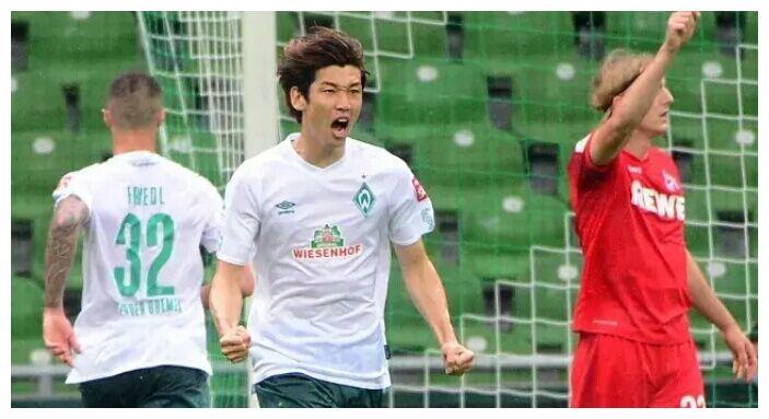 好特别!德甲1队32球员来自10多国,主帅37岁,头号前锋是日本人