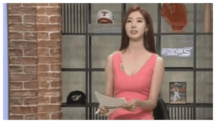 """韩国天气预报女主持,为收视率简直""""不择手段"""",这操作不服不行"""