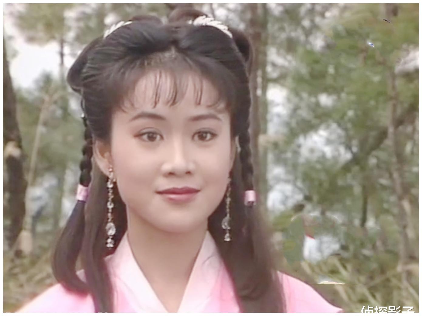 29年前梁小冰和郑伊健主演的古装剧,女主削发为尼,男主终身未娶