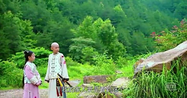 小女孩只对小皇帝说了这句话,竟让小皇帝不忍心再抛下她