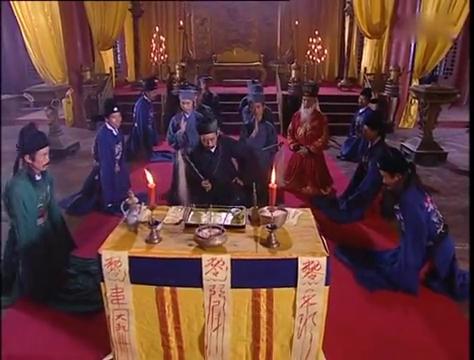 少林武王:皇帝修炼仙道,不料正南方有一股邪气,和尚这下麻烦了