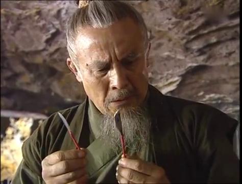 少林武王:老头给昙志治病,没想到手段极其残忍,真是个滥办法
