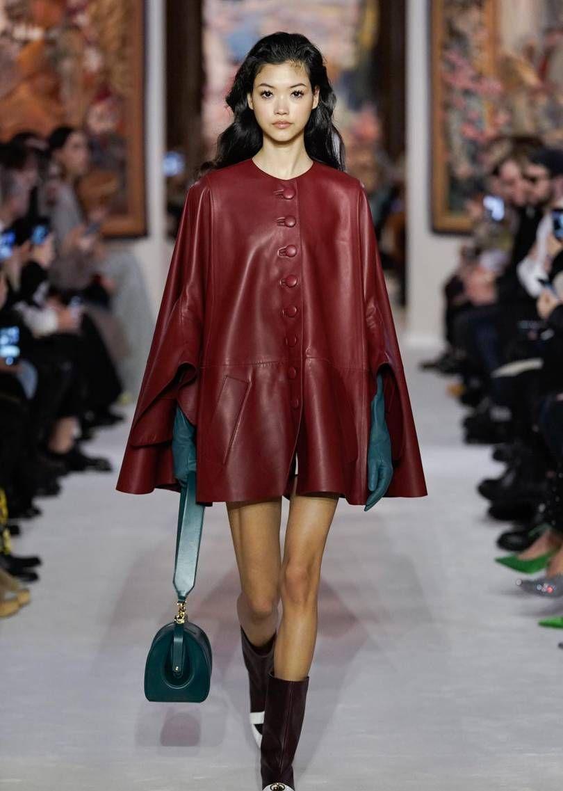 巴黎时装周丨Lanvin 2020秋冬系列之一