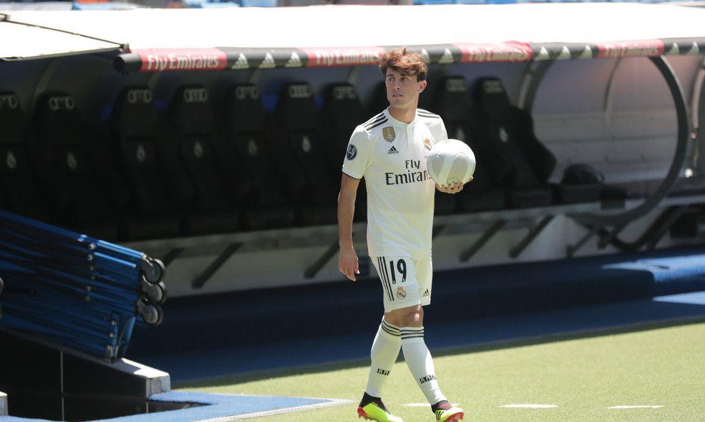 奥德里奥索拉不跑了,下赛季留在皇马里效力
