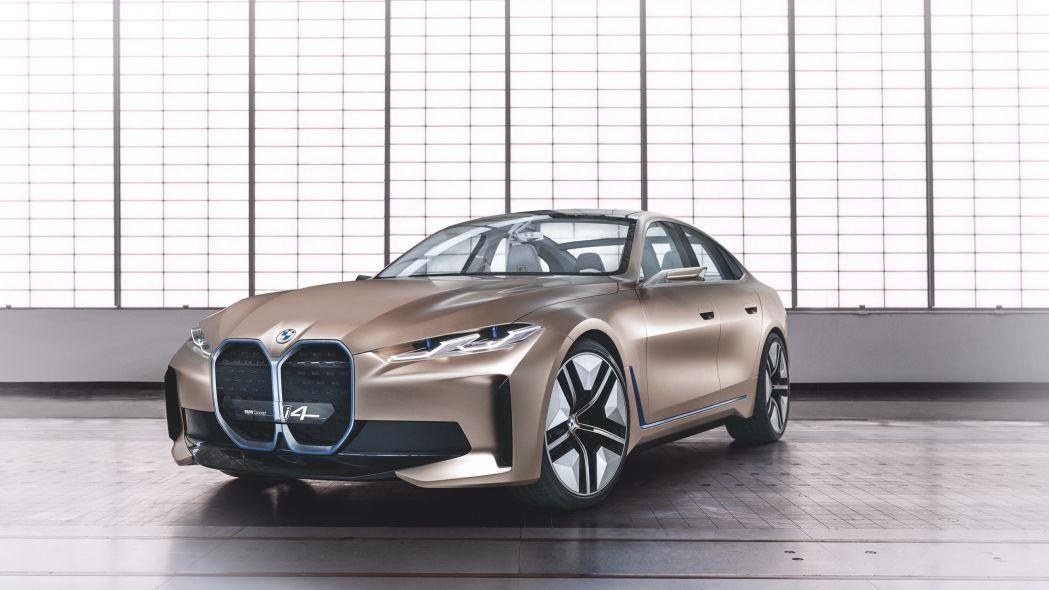 宝马在未来电动汽车的设计中不会放弃尺寸更大的进气格栅