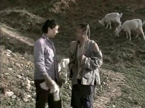 红娘啊花还真给放羊单身汉介绍到媳妇呀,新娘子还是美人胚子