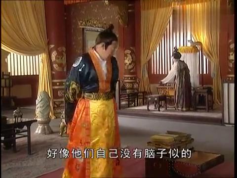 大明宫词-武则天掌控后宫中一切政权,只能怪高宗李治无能