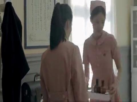 昌叔来到医院和慧明说起洪风贩卖烟土一事
