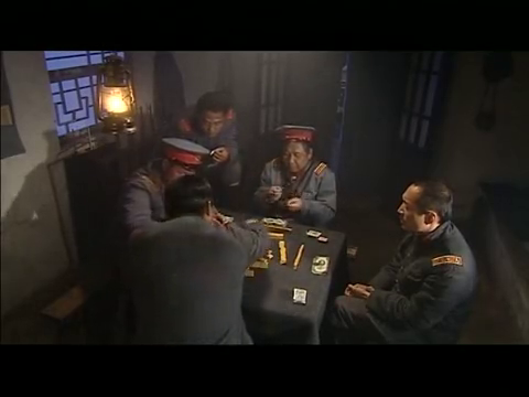 遍地英雄:鲁大夜闯军营,从朱长青手里夺人,只为救出瘾君子