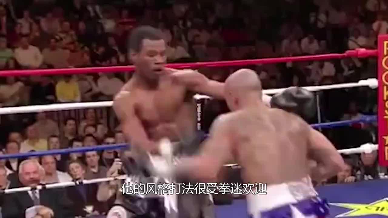 人生污点,开赛前马加里托作弊行为被抓现行,最终被对手KO