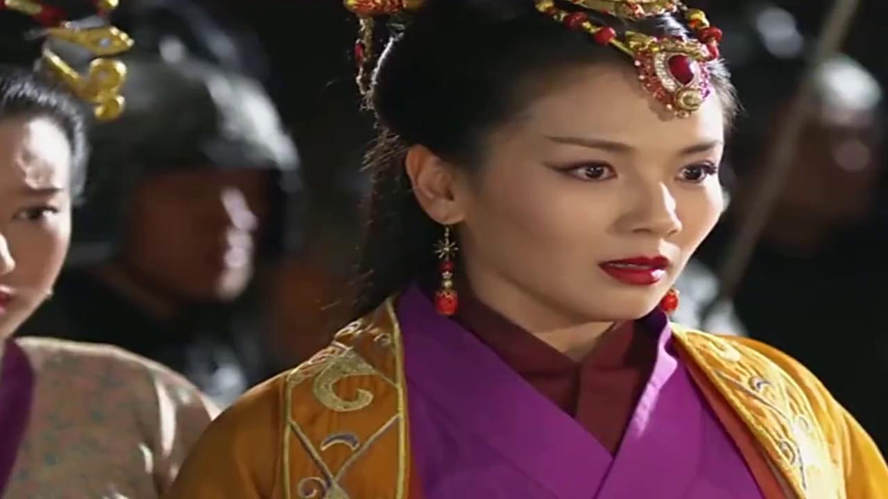 武王后假孕被她得知,刘涛不淑女的样子显现,感人