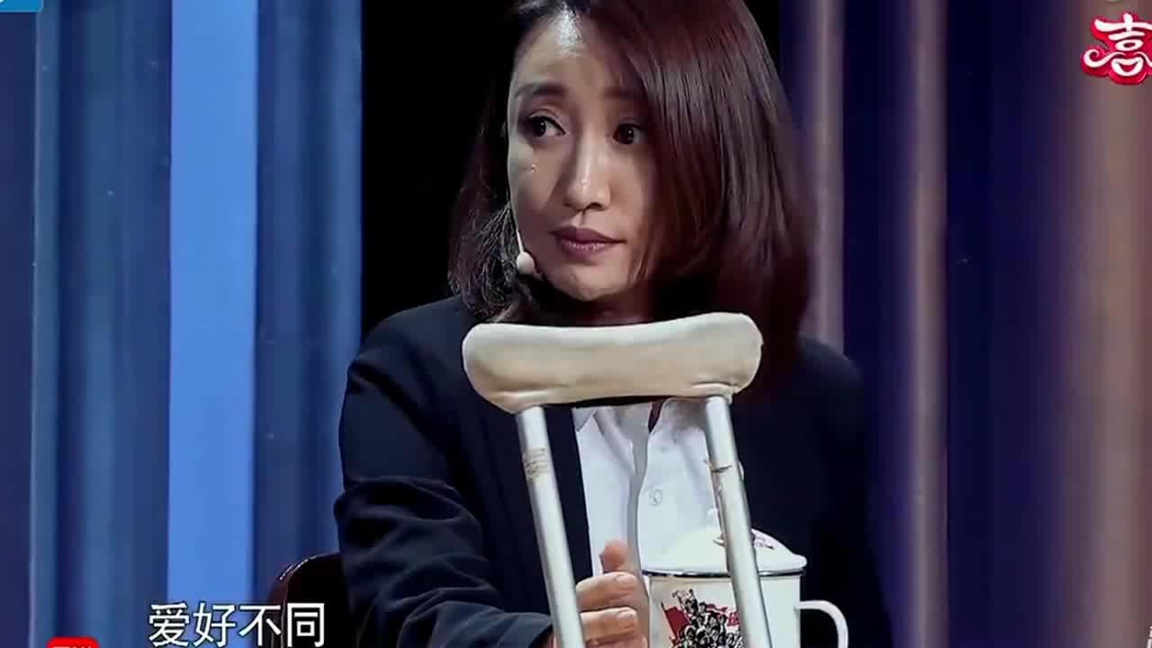 小品:马苏与潘斌龙扮演两口子闹分手,整个剧情让观众笑并感动着
