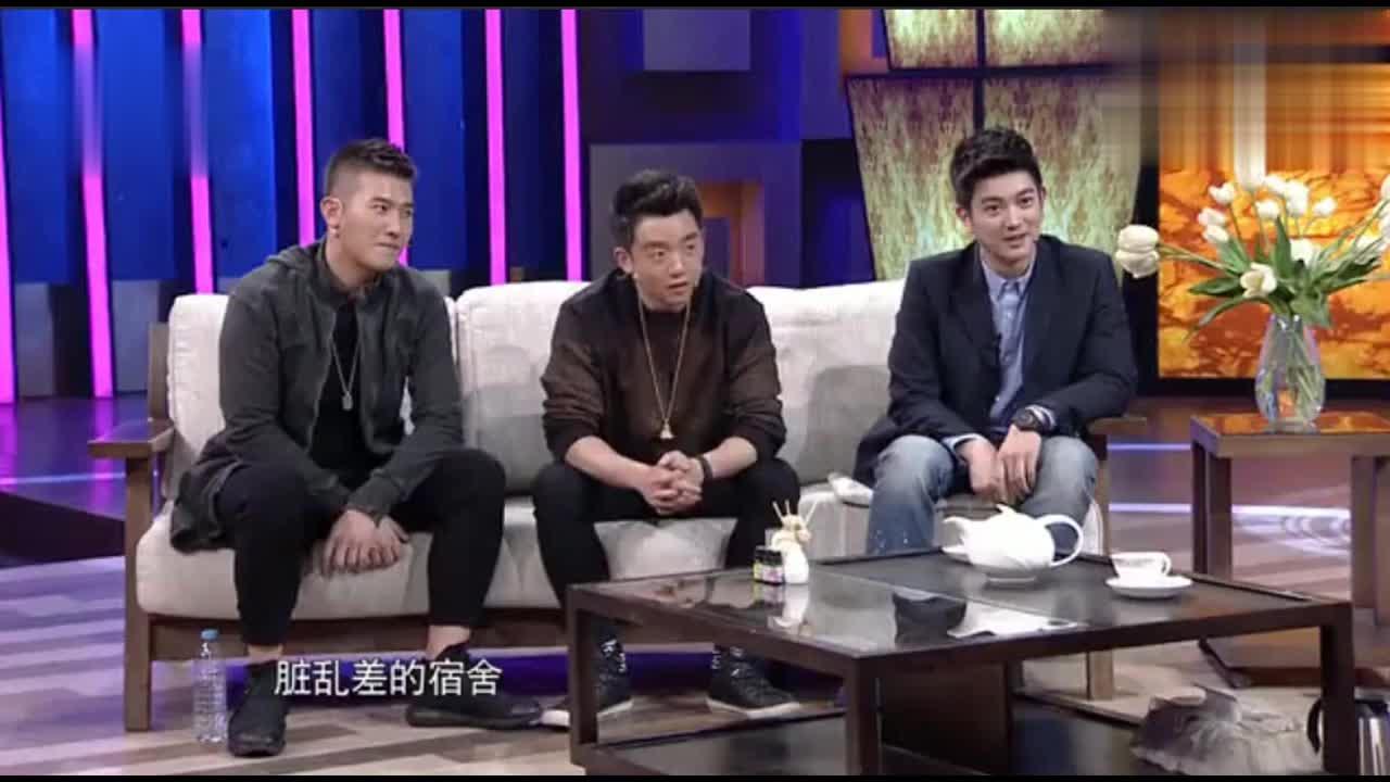 陈赫和郑恺大学宿舍有多乱,听听这个丸子火锅的故事