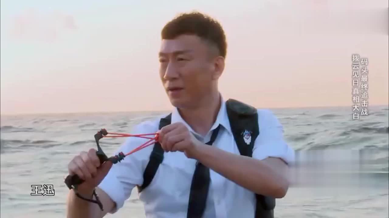 沙溢主宰战场演技爆表,没想到最后不敌黄渤孙红雷兄弟情!