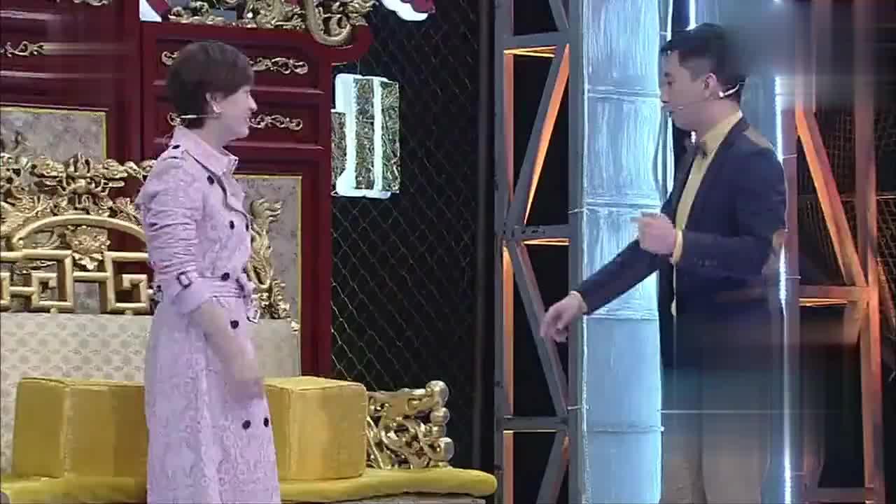 现场追问孙俪芈月和甄嬛谁厉害!她的回答真的是太机智了!