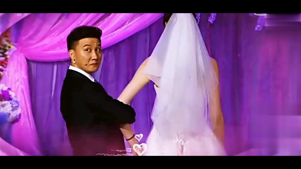 杨树林爆笑婚礼,找了个电视购物跨界司仪,一开口观众笑岔气!