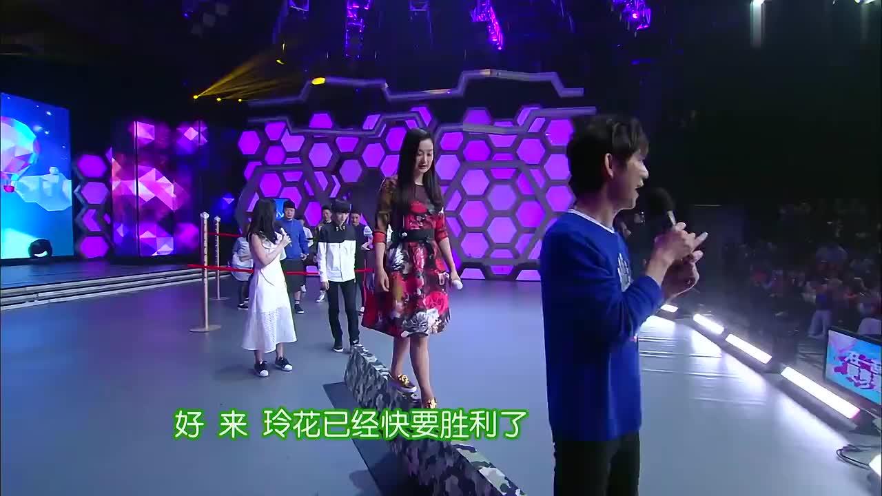 王俊凯玩游戏太秀了,惊人弹跳力变空中飞人,网友:腿长任性!