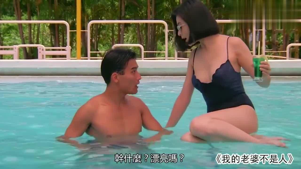 盘点香港女星关之琳经典电影,泳池大秀好身材,盛世容颜谁不喜欢
