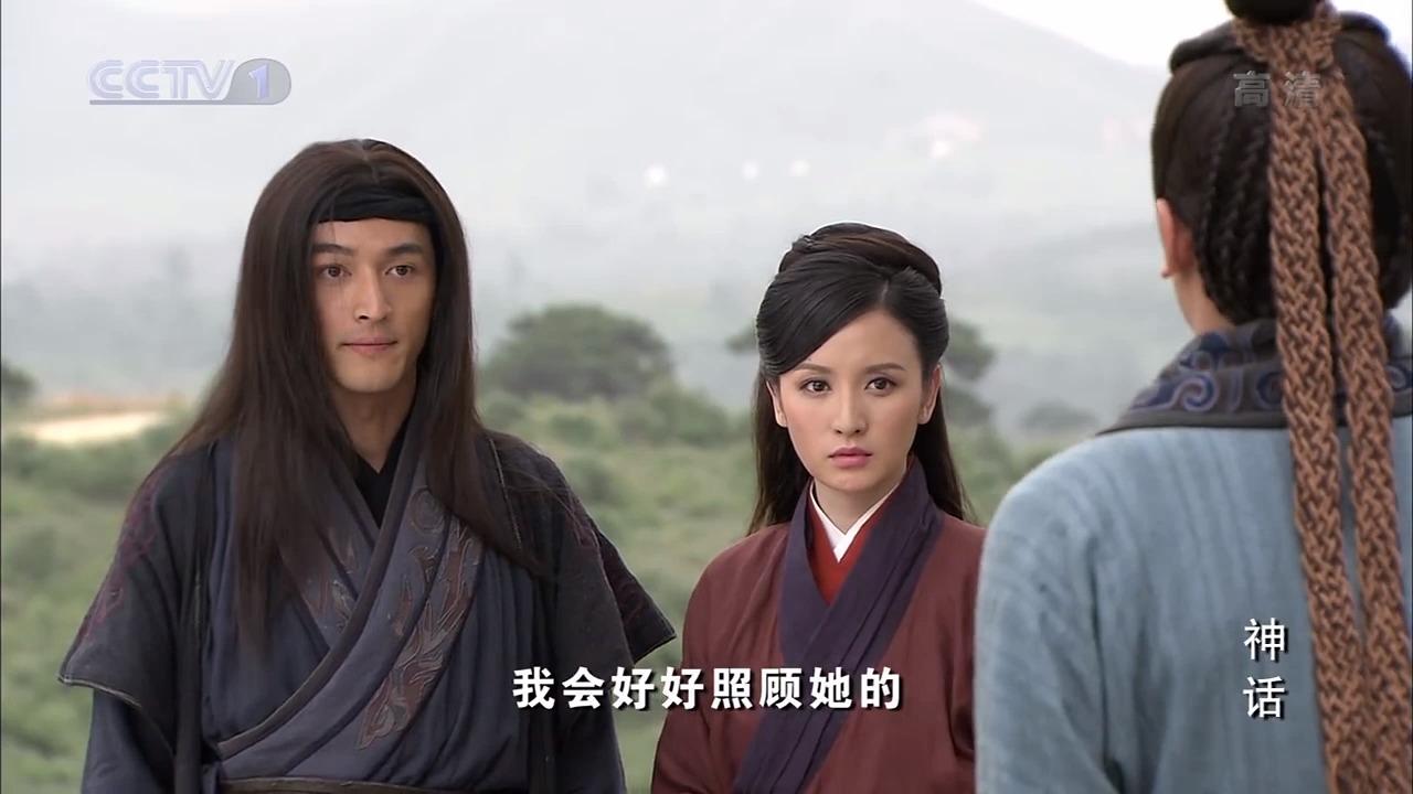 神话:李由放小月小川离开,纵有万般不舍,但也无可奈何