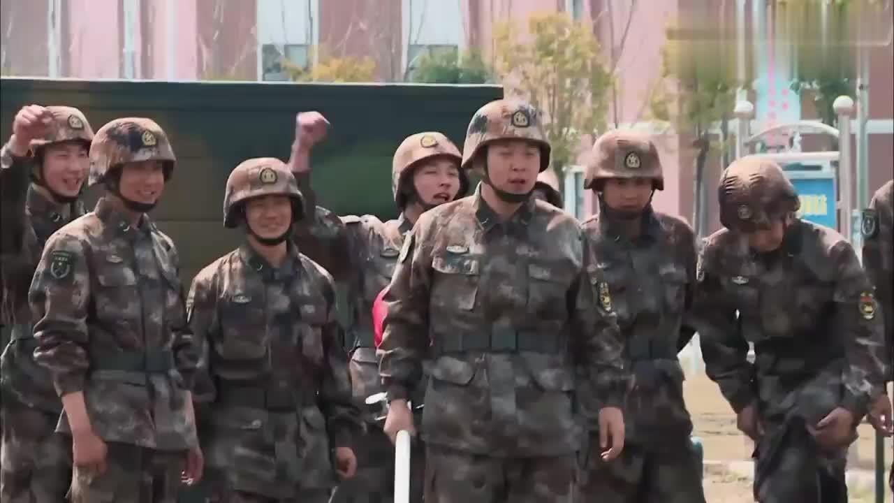 杜海涛PK刘昊然,全程被槌头猛怼脸部,沈梦辰估计心疼死了!
