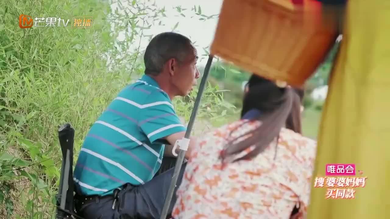 伊能静婆媳太折磨人!大叔本想好好钓个鱼,结果被气得差点投河!