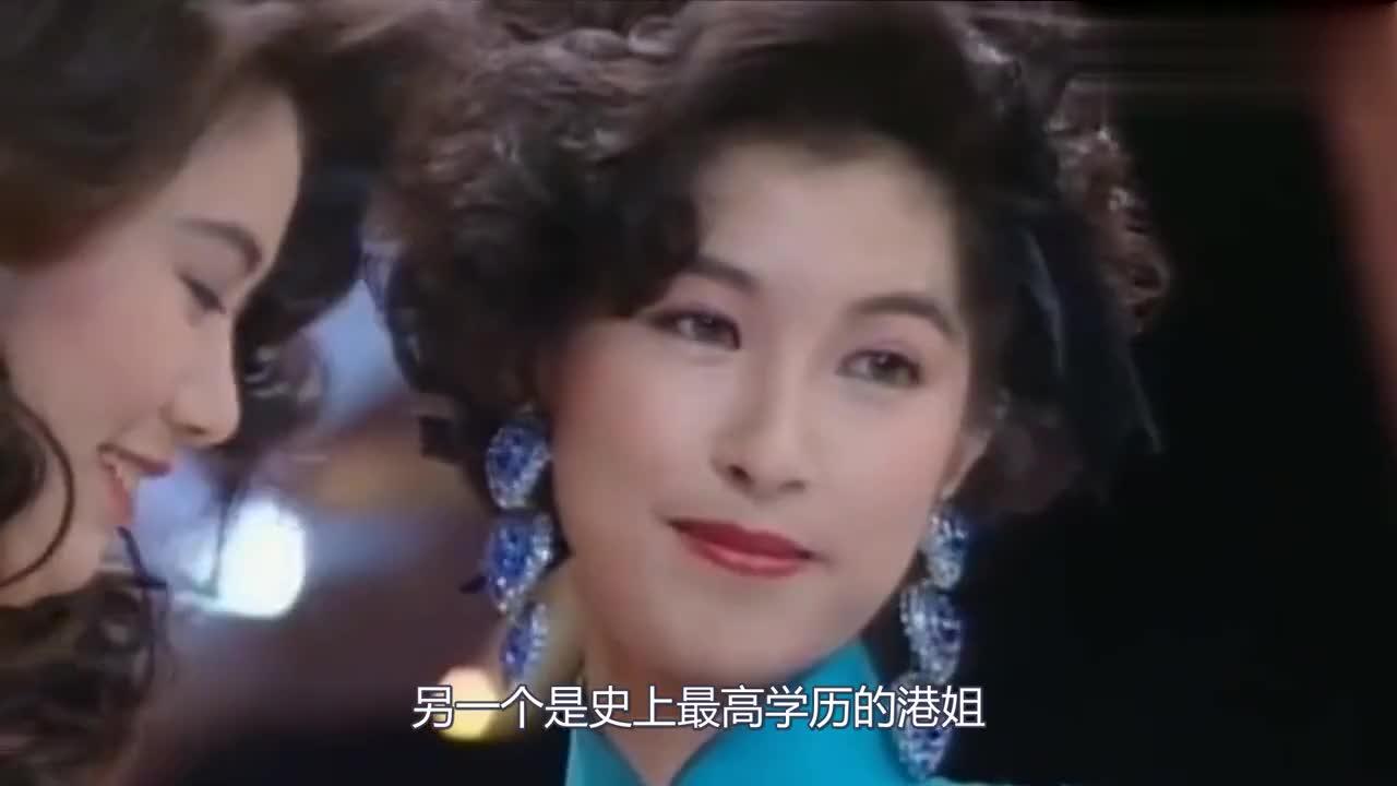 """""""黑面影帝""""刘青云结缘学历最高港姐,被宠成女儿的爱情有多爽"""