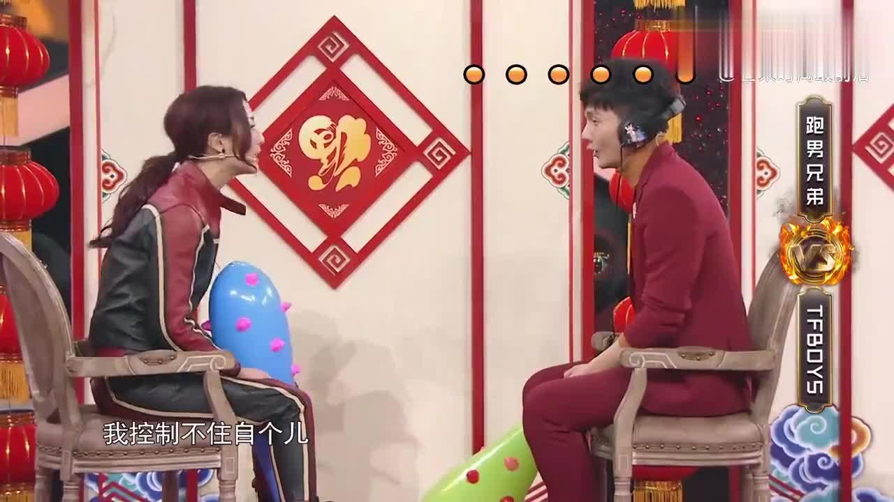 王牌对王牌:郑秀文港版东北话,邓超现场直接崩溃,宋茜笑翻了!