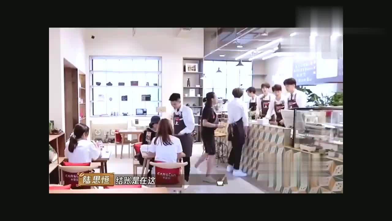 话痨店长陆思恒,咖啡厅首次营业,顾客觉得定价高打五折?