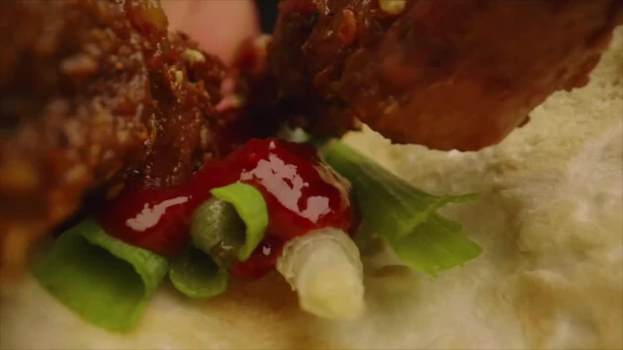 宵夜美食助眠小剧场:山东人吃烤串真的总是这么带劲