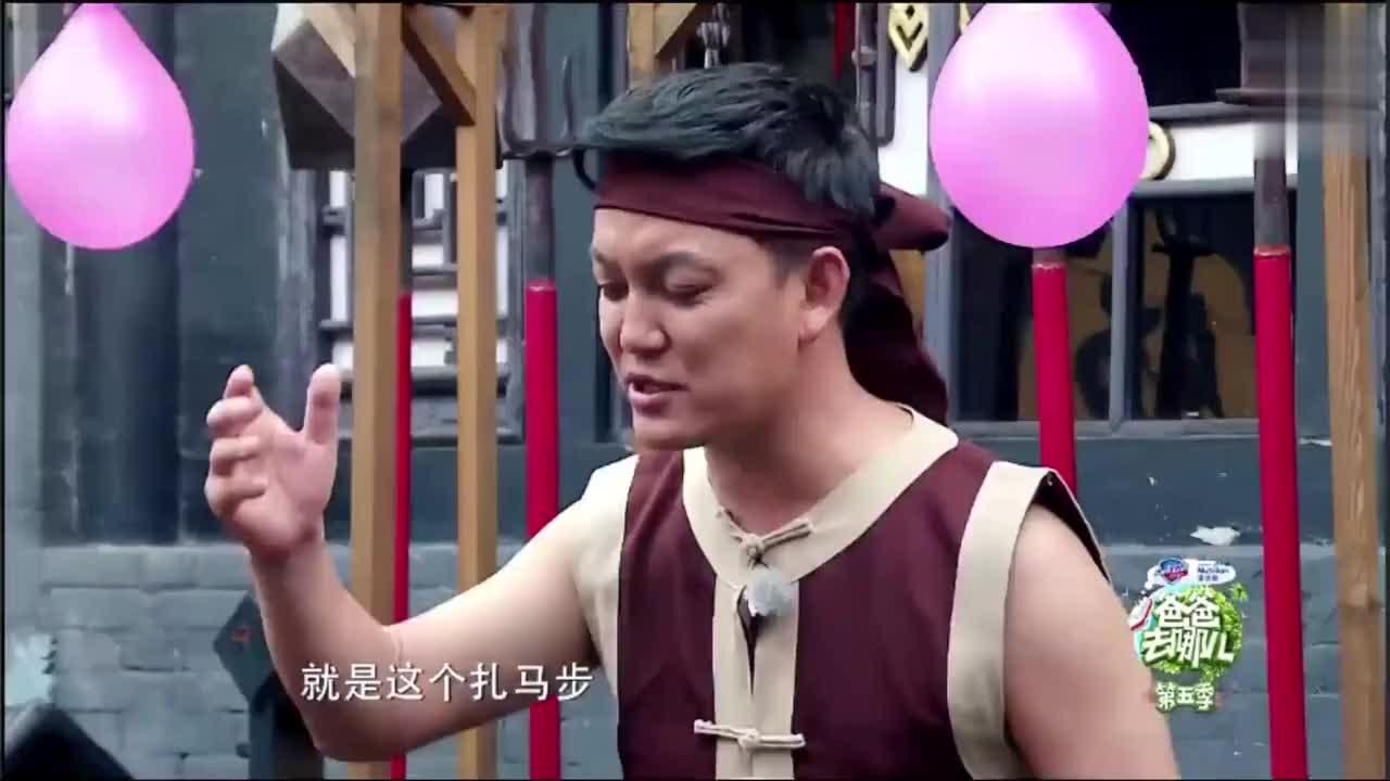 健身与不健身的差距 刘畊宏碾压其他爸爸