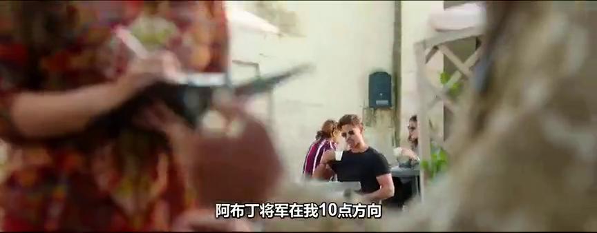 精彩动作枪战电影,特工小队围捕嫌疑人失败的场景,宝莱坞大片