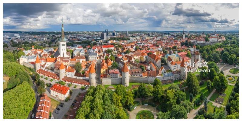 爱沙尼亚称为欧洲的后花园,走进塔林老城,有最完好的中世纪古城