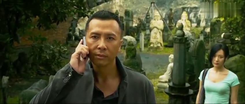 甄子丹的电影堪称一绝,实力破案只为洗脱罪名,竟不知已入局!