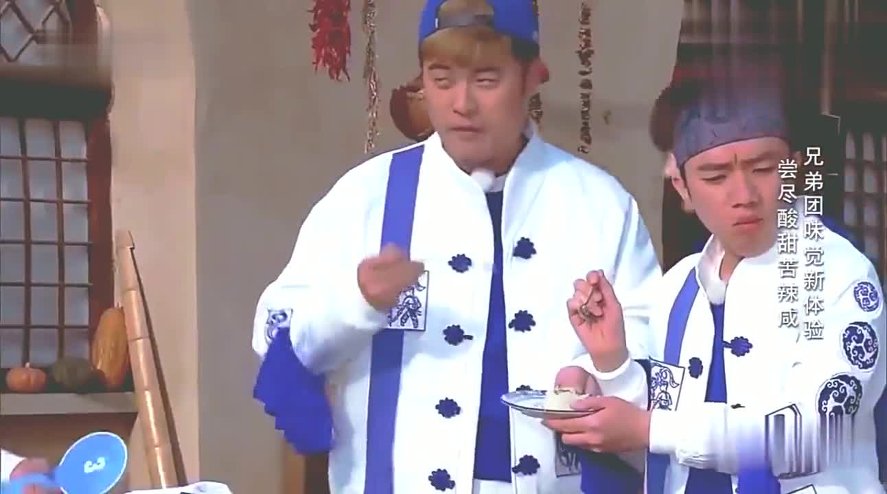 陈赫调皮给导演喂了一口盐,可以说很解气了!