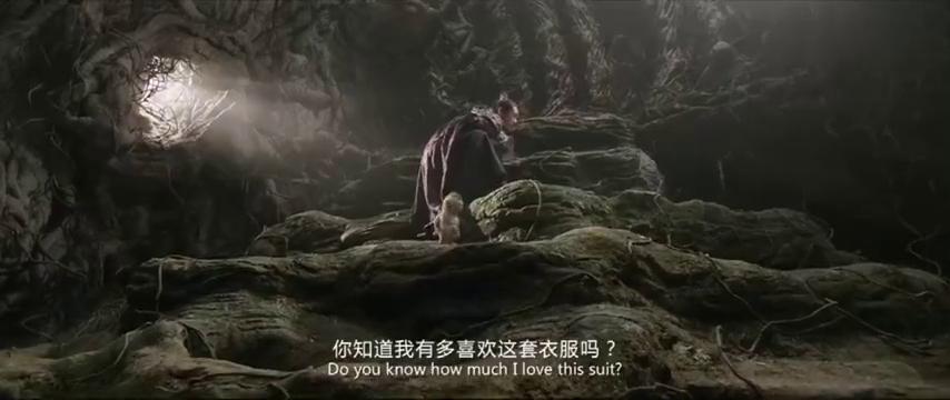 捉妖记2:大结局,众人协力战胜大妖怪,胡巴重新回到爹娘的怀抱
